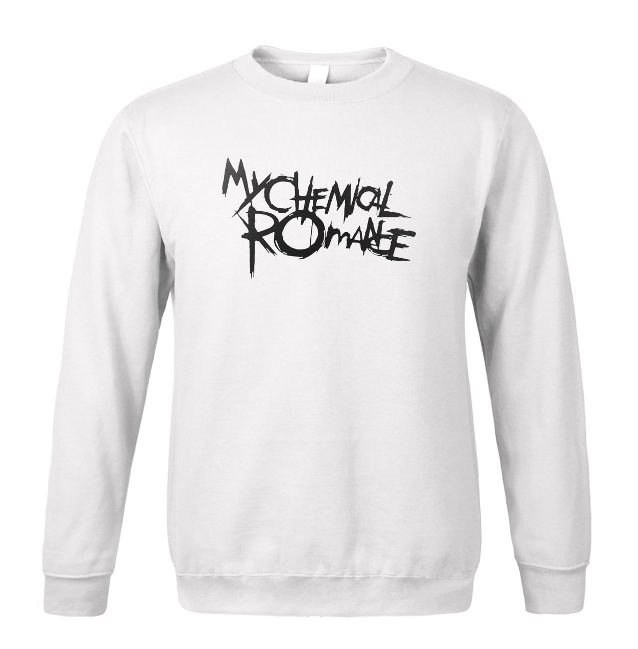 Usa punk bande My Chemical Romance vente chaude hommes sweat hoodies 2018 printemps hiver mode casual polaire à capuche hommes pour fans