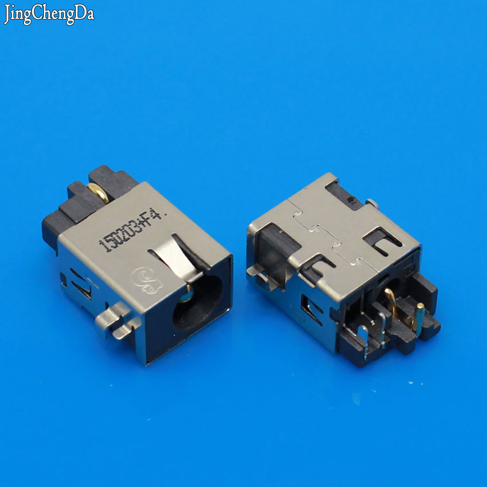Jing Cheng Da 2.5MM Laptop dc power jack port for Asus Series X402 X402CA X401 X401A X401A1 X401U charging socket connector brand new dc power jack for asus g71 g71g g71gx g73 g73j g73jh g73jw g73sw x83 x83v x83vm m50vn m50s m50v m51v 2 5mm
