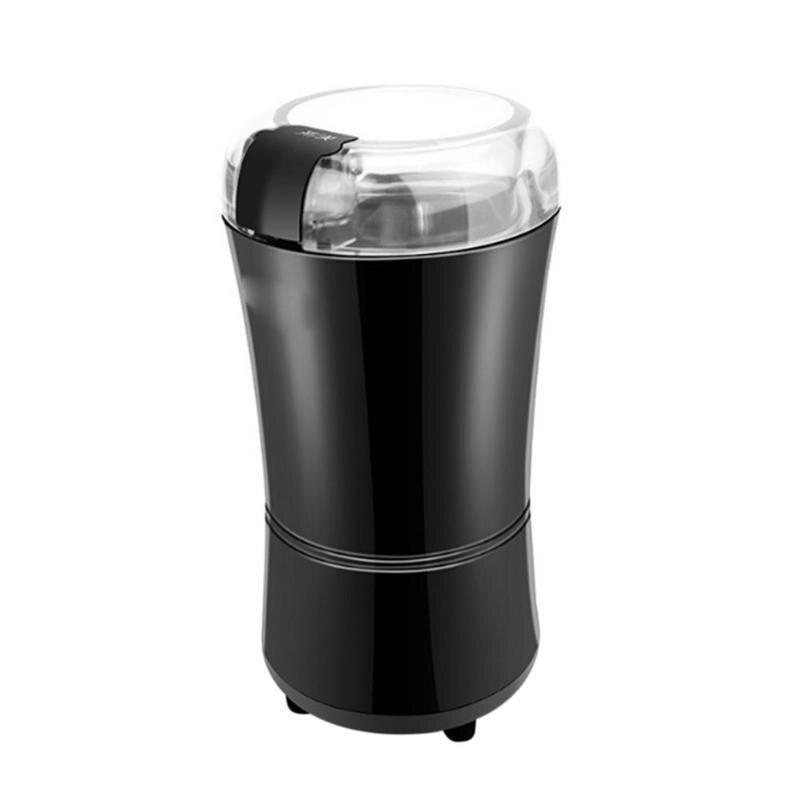 Mini powder machine home electric coffee Grinder machine Practical dry mill bean medicine grinder Kitchen Tools electric coffee bean grinder stainless steel blade automatic mill powder machine