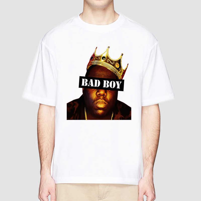 d9eaebd40fbcd 2018 News Fashion Rapper Biggie Smalls T Shirt Hip Hop T-Shirt 2pac Biggie  Smalls