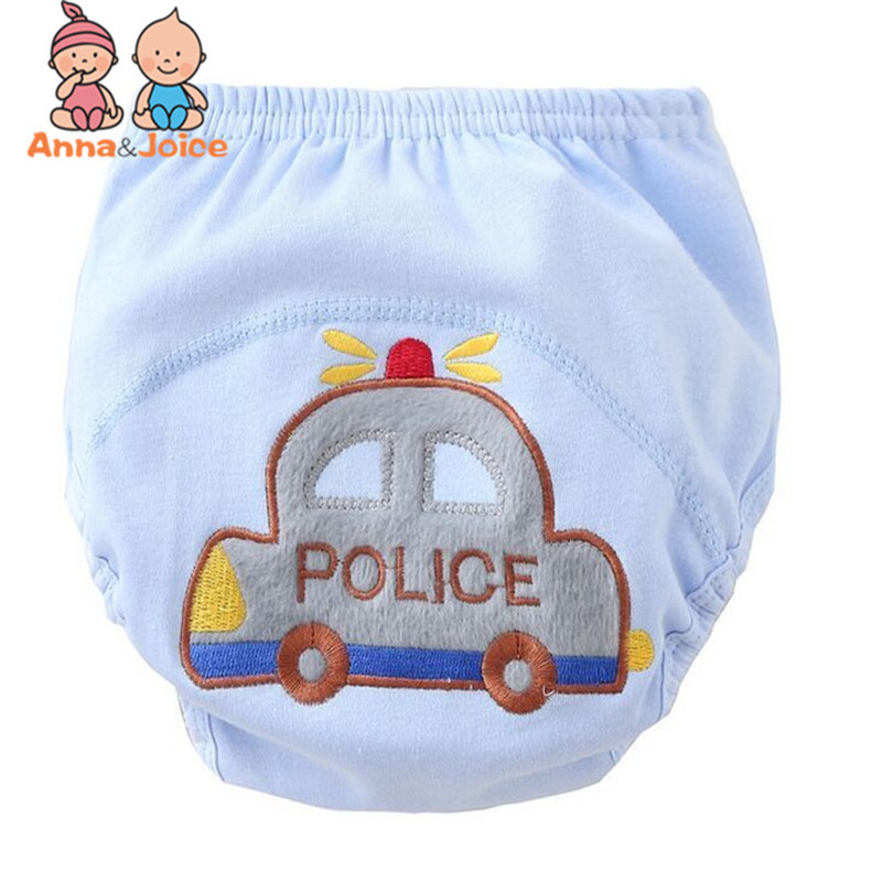 20 Pc Retail  Baby Training Pants Baby Diaper Reusable Nappy Washable Diapers Cotton 6 Designs 80/90/100
