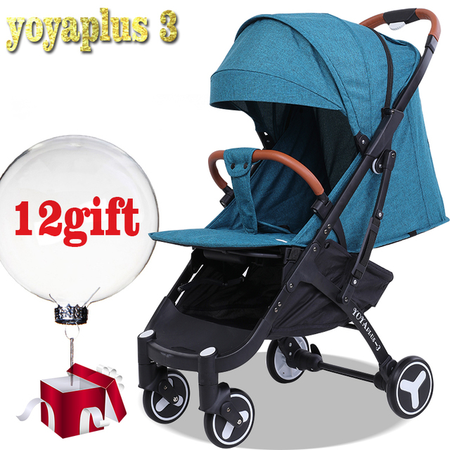 YOYA PLUS 3 Baby stroller genuine branded goods quality with gift baby stroller in hot sale branded genuine Quality service