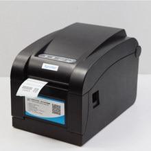 2016 350B 80 mm pos impresora 100% nuevo alta calidad original alta velocidad de impresión de código de barras etiqueta impresora de la cuenta