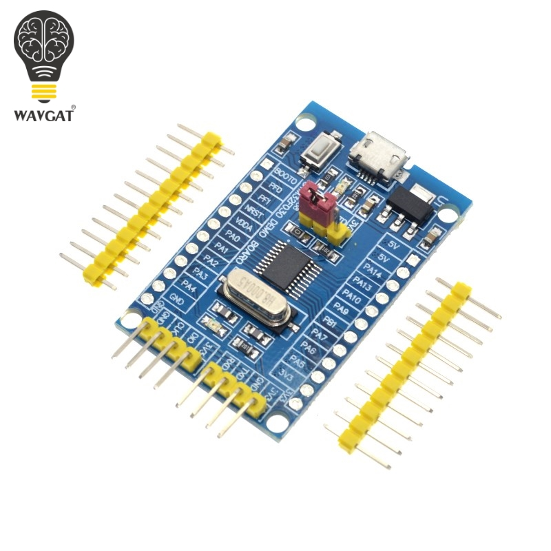 WAVGAT 48 <font><b>MHz</b></font> STM32F030F4P6 Small Systems Development Board CORTEX-M0 Core 32bit Mini System Development Panels image