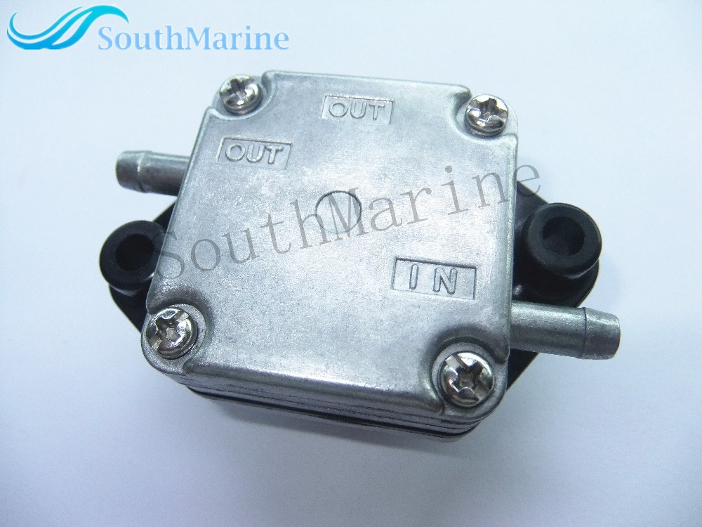 Fuel Pump Assy For Yamaha 4-Stroke 4HP F4 F4A F4M Outboard Motor 67D-24410-02-00 67D-24410-01-00 67D-24410-03-00  67D-24410