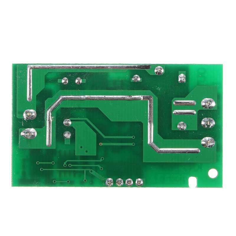 スマートホーム Dc 12V 220V 10A 1 Ch ワイヤレス Rf リモコン受光リレースイッチ 315/433 チャンネルをスーパーヘテロダイン最高価格
