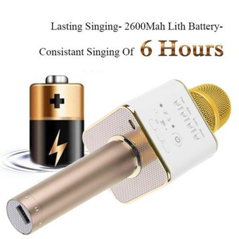 T-Gtexnik-Q9-Bluetooth-Karaoke-Microphone-Wireless-Professional-Player-speaker-With-Carring-Case-For-Iphone-Android