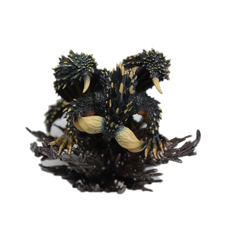 Japan Anime Monster Hunter XX Figure Nergigante PVC Models Hot Dragon Action Figure Decoration Toy Model elf ball pikachu japan anime monster balls foldable shopping bag pencil case storage bags key chain comics figure model toy gift