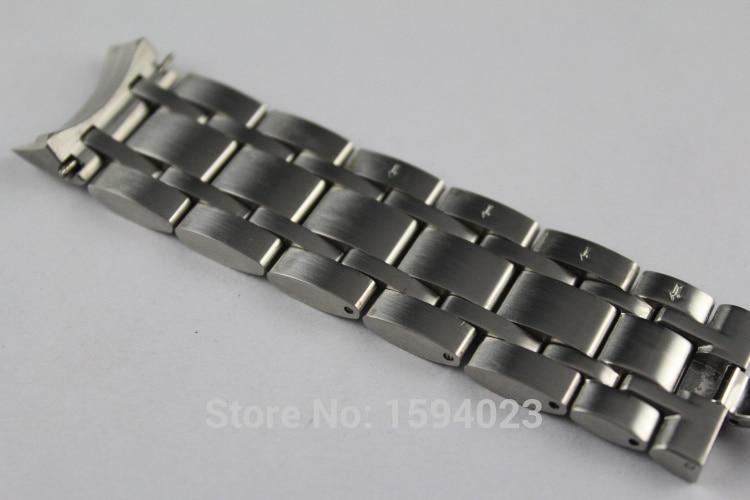 24mm T035627 T035614 Nya armbandsdelar för män i massivt rostfritt - Tillbehör klockor - Foto 4