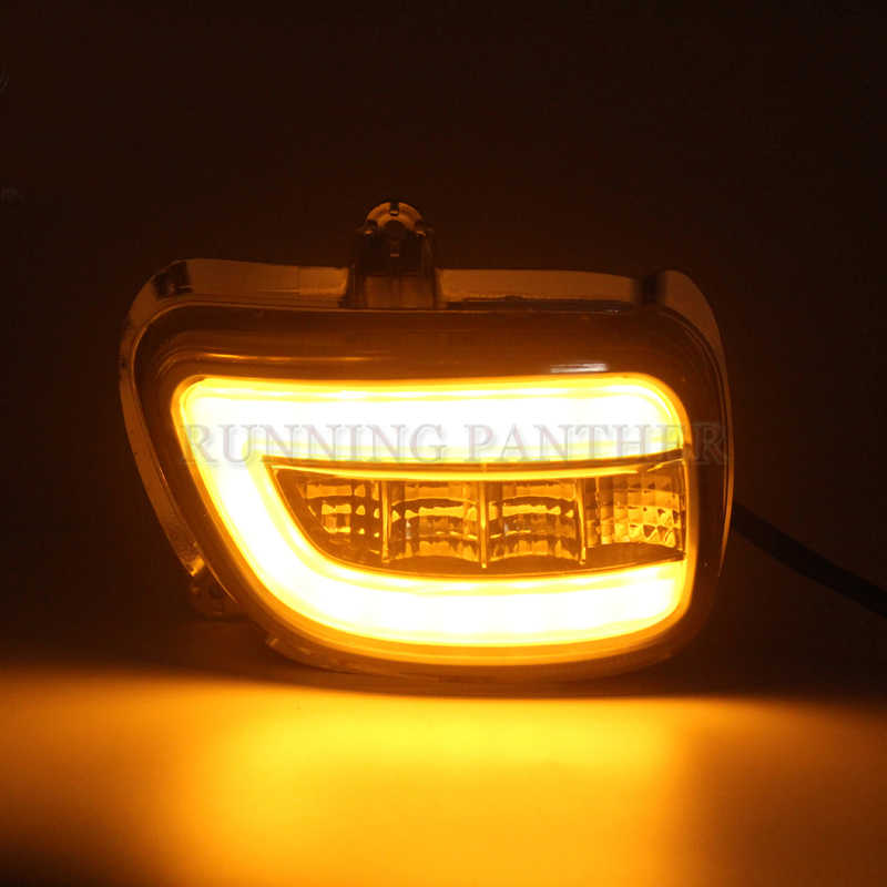 Motorcycle Turn Signal Indicator Light for Honda Goldwing GL1800 2001-2013