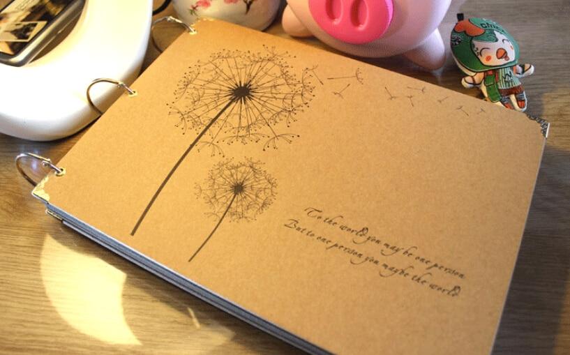 10 30 pages diy foto del beb lbum hechos a mano libros for Decoracion del hogar hecho a mano