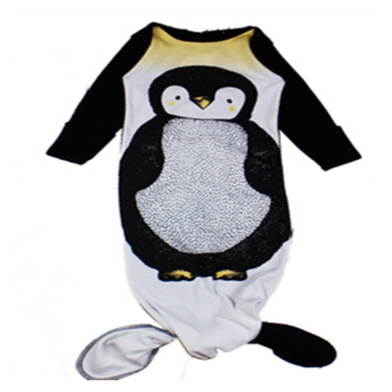 New-Baby-Sleeping-Bag-PenguinBearSharkMermaid-Pattern-Infant-BoyGirls-Autumn-Spring-Long-Sleeve-Sleeping-Bags-FJ88-2