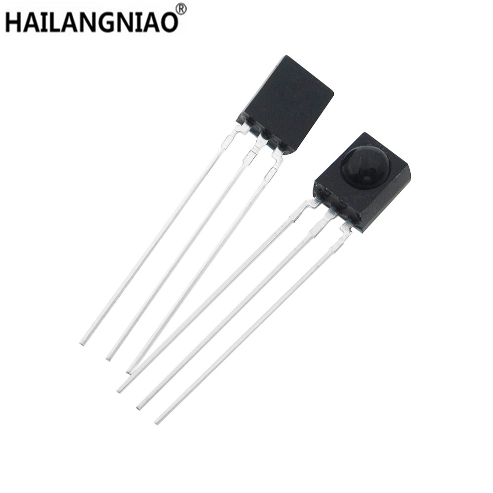 Free Shipping 20pieces / lot HS0038B HS0038 photo diode INFRARED REMOTE RECEIVER MODULE best quality high quality infrared receiver module ir remote controller