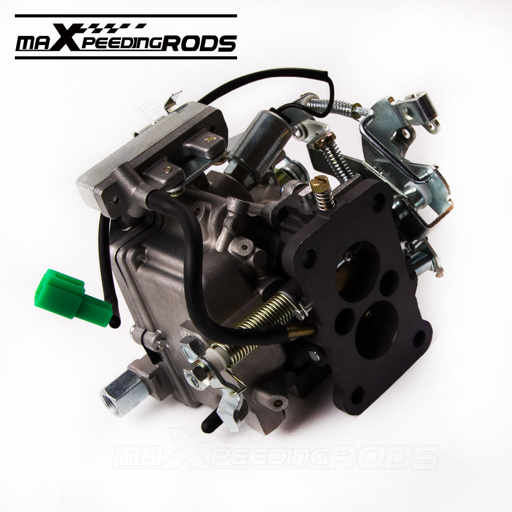 Carburetor Carb Fits for Toyota 4K Corolla KE70/Liteace/Sprinter/STARLET/Townace 1.3L Liteace 1973-1987 2110013170 21100-13170 new carburetor carb for toyota 4k engine corolla 77 81 starlet 82 84 2110013170 high quality with 1 year warranty