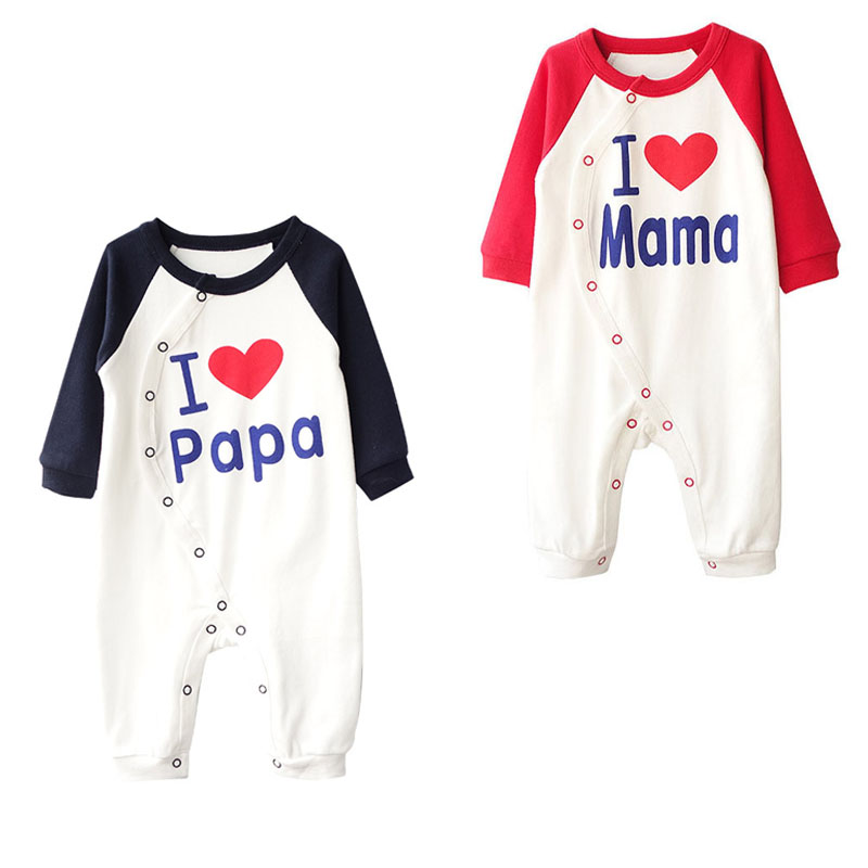 2018 Newborn Baby Clothes overalls Body Suit Long Sleeve Baby Boy girl Winter Clothes Baby Rompers Roupas Bebe Infant Jumpsuits 3pcs set newborn infant baby boy girl clothes 2017 summer short sleeve leopard floral romper bodysuit headband shoes outfits