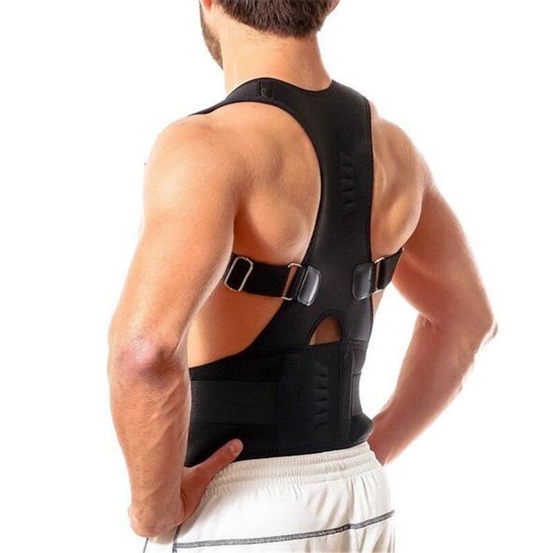 Chaves e Suporta corretiva cinto de correção para Back Corrector : Pansement Medical