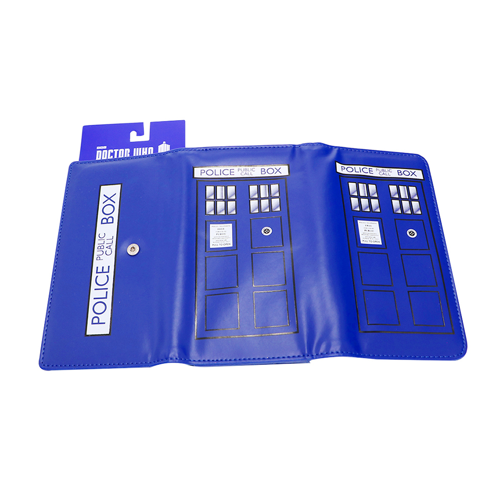 Doctor Who Long Wallet  (7)