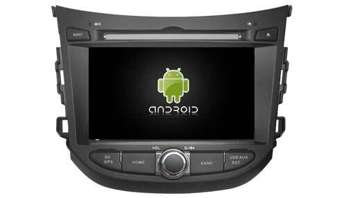Adapté pour HYUNDAI HB20 7 pouces android 6.0 mains libres 4G lite & Wifi voiture lecteur dvd multimédia GPS dispositif lecteur vidéo lecteur de musique