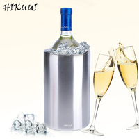 2L Ice Bucket Practical Bar Tool For Pub Hotel Party 18 8 Stainless Steel Wine Cooler