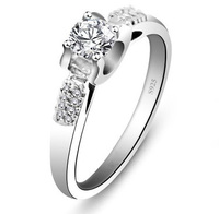 Anelli d'argento anelli di fidanzamento per le donne 925 argento anelli dei monili delle donne di vendite e spedizione gratuita mid anelli