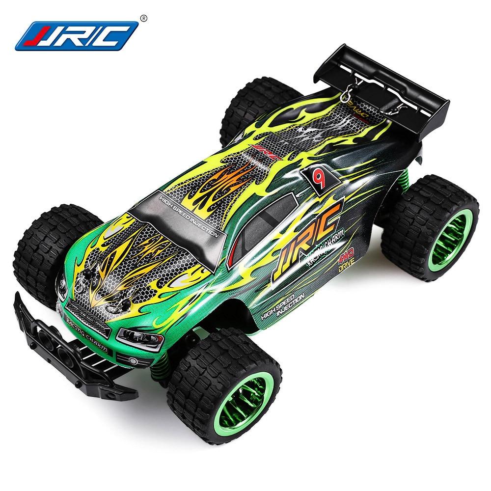 Original JJRC Q36 RC Car 4CH 4WD 30KM/H Driving Car 1:26 Remote Control Model Off-Road Vehicle RC Toy Best Gift for Kids original eachine e56 jjrc h47 rc