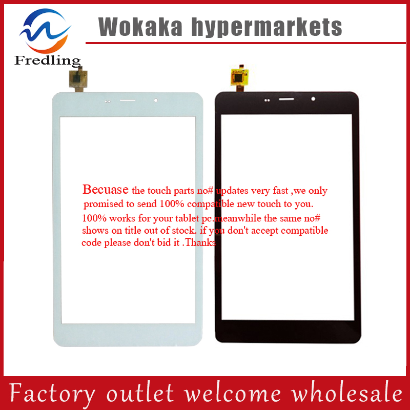 New 8 Tablet For AlldoCube Cube T8 ultimate Dual 4G Touch screen digitizer panel replacement glass Sensor Free Shipping