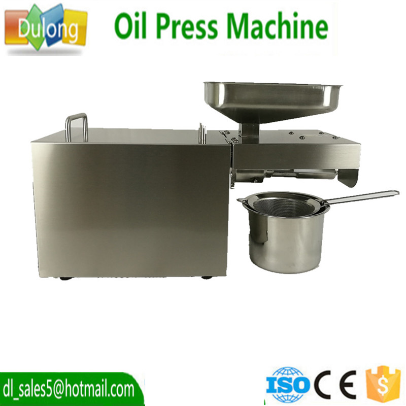 Kitchen oil press machine cold heat press commercial Vegetable Nut fruits seed extraction oil press machine 1 pcs 38 38cm small heat press machine hp230a