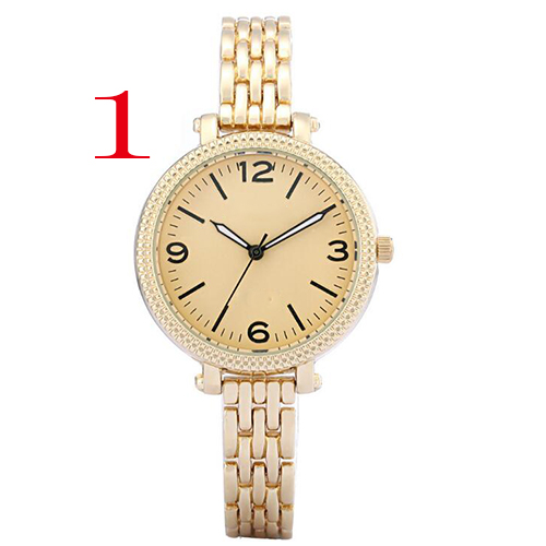 Watch Female Clock PU Leather Band Cactus Potted Plants Pattern Analog Quartz Wrist Watches Relogio Feminino pu leather band women s quartz analog wrist watch yellow
