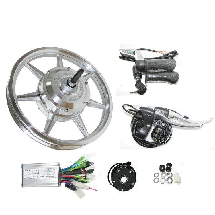 14 36 V 350 W arrière de roue ensemble moteur YOUE moteur électrique vélo moteur kit moteur moyeu de roue