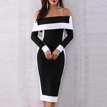 60ddf9b5e6d H сексуальное Элегантное Вечернее Платье женское 2019 большой размер миди  облегающее платье Большой размер Черное Красное ..