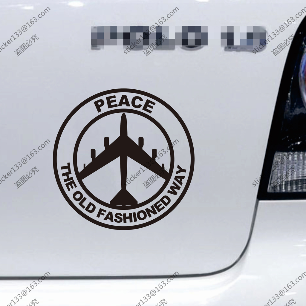 Set Of 5 Us Army Air Forces Logo Vinyl Sticker Decal