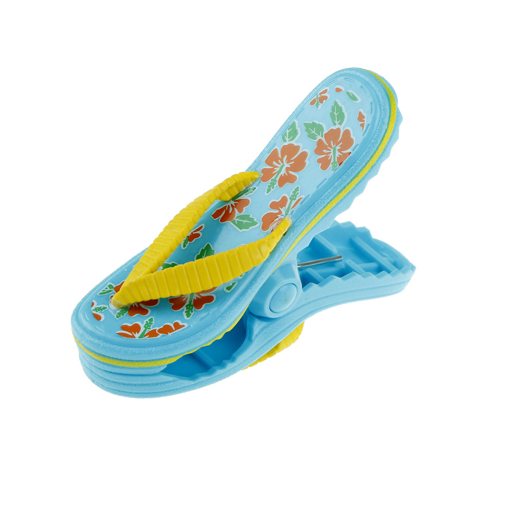1PC Large Sun Bed Lounger Holder Pool Clothes Peg Quilt Clip Sock Clips Plastic Beach Slipper Towel Clips