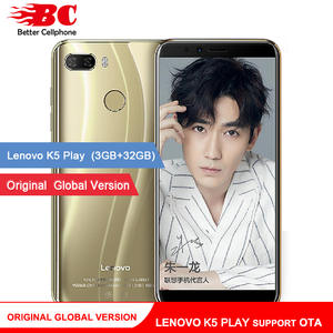 Global Lenovo K5 Play Phone Android 8.0 Snapdragon 430 MSM8937 Octa-Core 5.7 inch