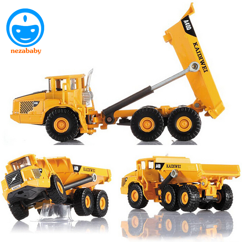 Hot Selling 1 87 Simulation Model font b Toys b font For Kids Metal Model Trucks