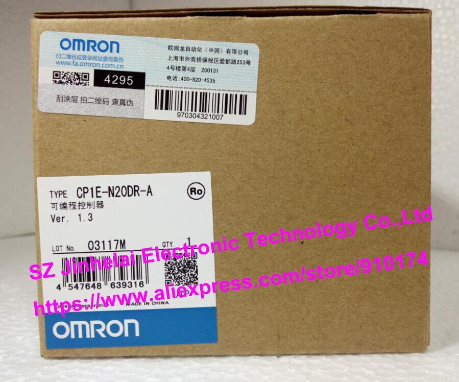 все цены на  New and original CP1E-N20DR-A  OMRON  PLC controller  онлайн