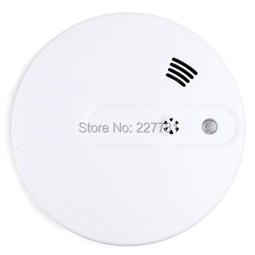 ФОТО P456 YG04 Industrial Intelligent Wired/wireless transmitting Smoke Detector Photoelectric Fire Alarm Sensor