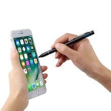 פעיל עט קיבולי מסך מגע עט עבור iPhone XS Max XR 8 7 6 s בתוספת X 11 Pro מקסימום 2019 Stylus נייד טלפון עט מקרה