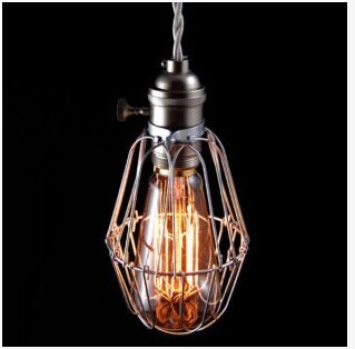 Free shipping vintage tieyi pendant lamp cover American style pendant light 2012 hot sell lighting tieyi gourd pendant light modern fashion tieyi mdp100601 18a free shipping