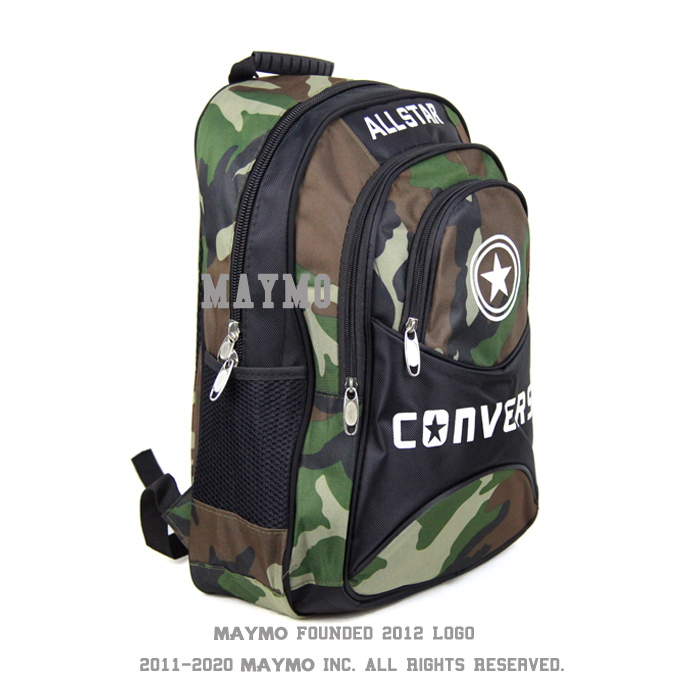 2015 new Converse shoulder bag backpack male Korean version of camouflage  backpack schoolbag female students travel backpack com-in Arm Warmers from  Apparel ... c62e5dc56a