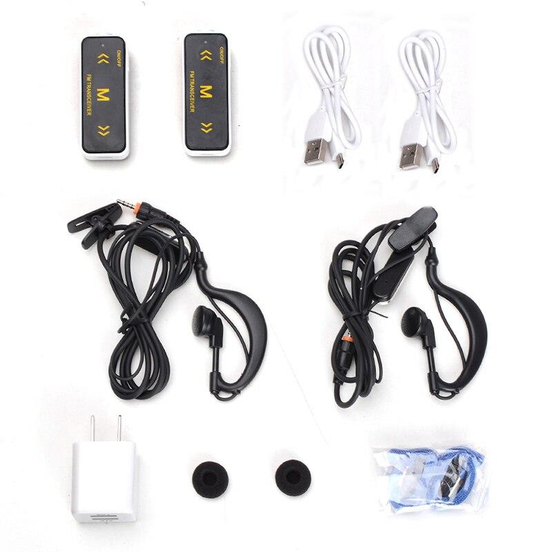 Free License Two Way Radio UHF 0.5W 16CH 3.7V 400-480MHZ CTCSS/DCS Handheld Mini Walkie Talkie Kids Woki Toki