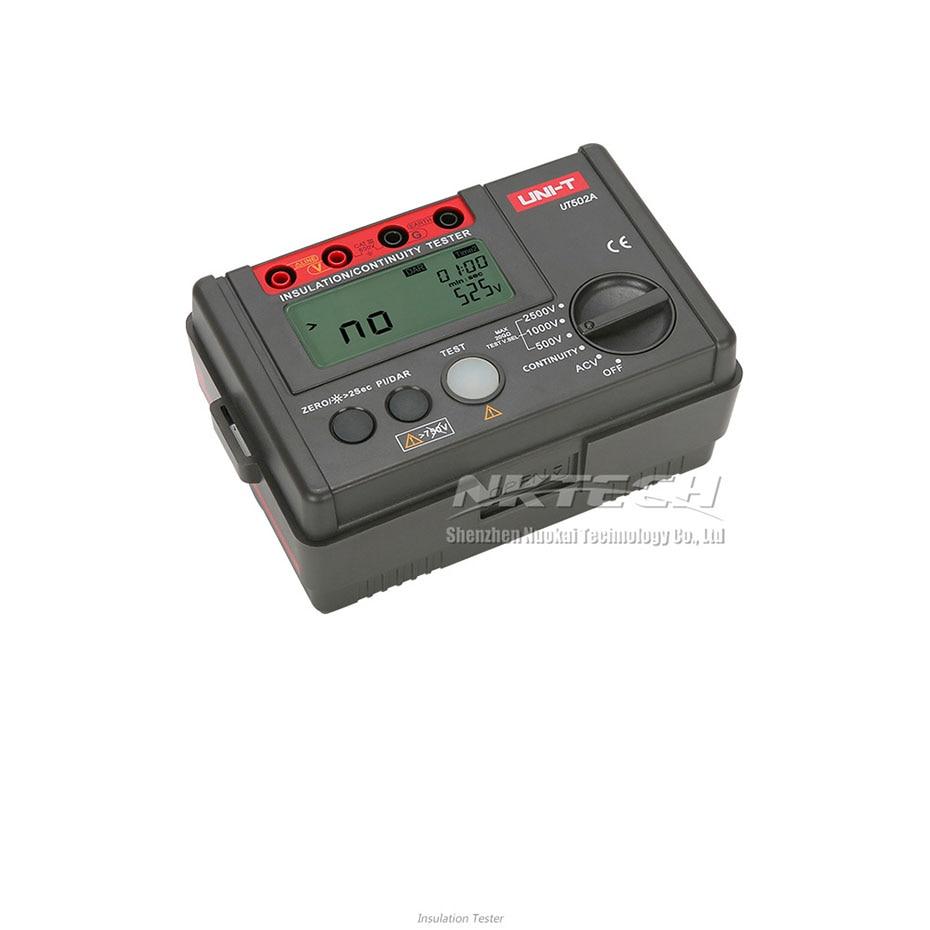 resistência à terra tester megohmmeter voltímetro diagnóstico-ferramentas continuidade dar medidores