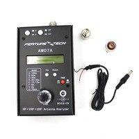 КСВ телевизионные антенны анализатор AW07A для HAM радио ВЧ ОВЧ UHF 160 м двухканальные рации двухстороннее