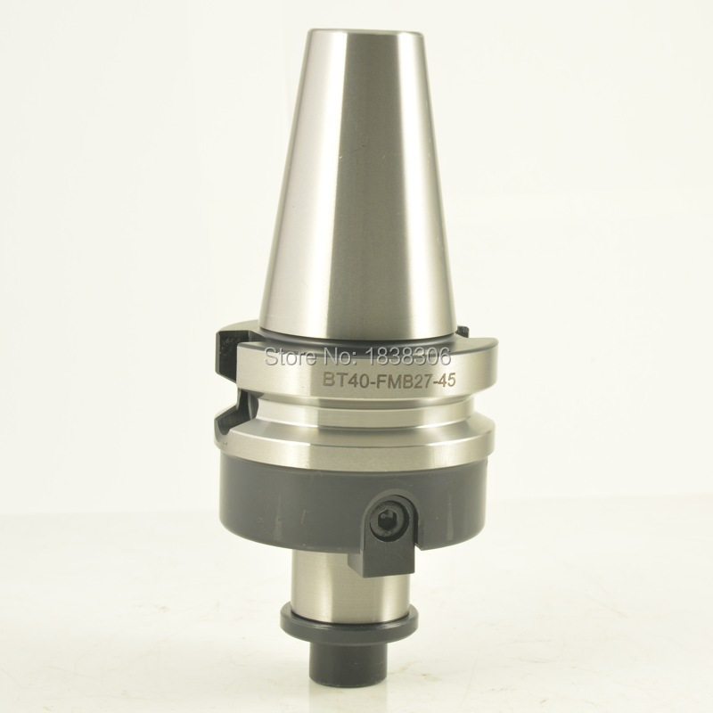 ФОТО 1pcs BT40-FMB27-45 Face milling arbor,Milling Holder