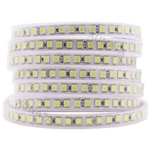 Image 2 - DC 12V 24V 5054 LED Strip Light 5m 120LEDs/M Waterproof Warm white 600 Led stripe Flexible LED Ribbon Tape More Bright 5050 5630