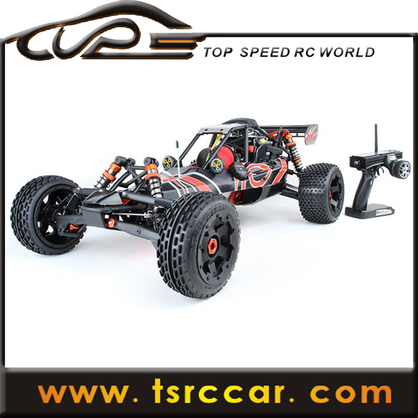 1/5 sales car 26cc RC Rovan Baja 5B with 2.4G 3 channel controller