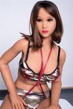 YANNOVA 160cm 90 # TPE مع هيكل عظمي معدني دمية جنسية للكبار مثير امرأة حقيقية سيليكون دمية الجنس الذكور واقعية دمية الجنس