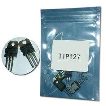 10 шт./лот TIP127 to220 транзистор mosfet комплект питания mosfet p канал TO-220 Транзистор mosfet PNP 50A/100v mosfet транзисторы