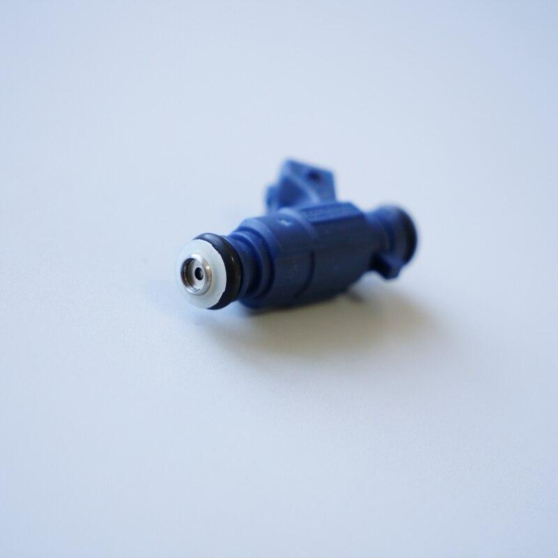 Inyector de combustible para BYD F3/soueast lioncel/hafei carreras de caballos/xiali N3/JAC Tong Yue OEM: #0280156166