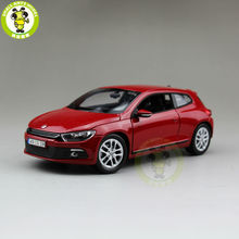 1/24 VW Volkswagen Scirocco Welly 24007 Diecast Model Car Red