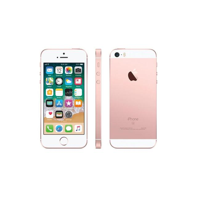 Apple iPhone SE 12MP All Mobile Phones Apple Mobiles & Tablets 94c51f19c37f96ed231f5a: Official Standard